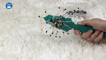 How To Use The Dritz Magnetic Pin Wand