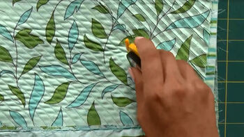 How to use the Olfa Chenille Cutter