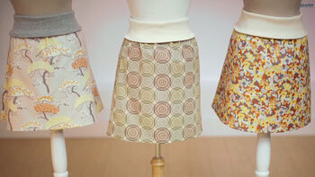 Sew a Cerisy Skirt with Rachael Gander