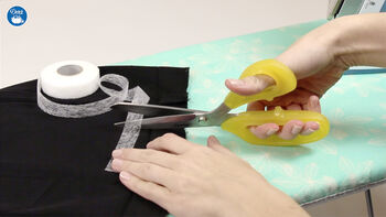 How To Use Dritz Fusible Bonding Web