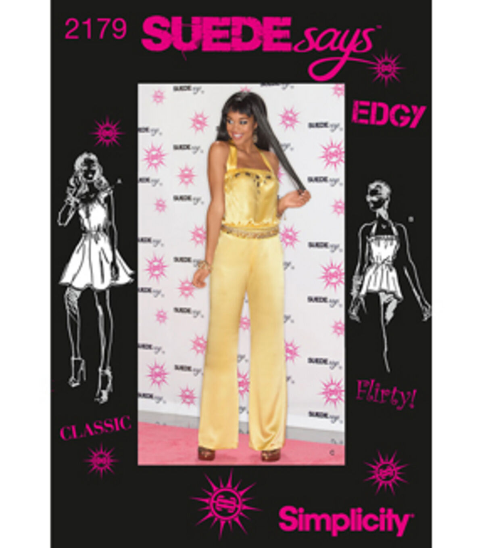 1960s – 70s Sewing Patterns- Dresses, Tops, Pants Simplicity Pattern 2179P5 12 - 14 - 16 - 1 - Simplicity Misses $16.95 AT vintagedancer.com