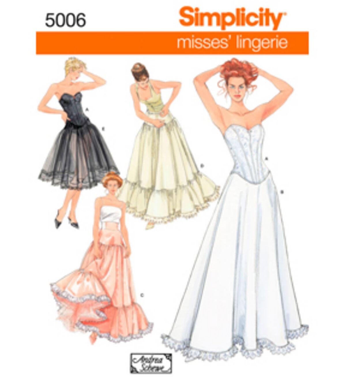 1950s Sewing Patterns   Dresses, Skirts, Tops, Mens Simplicity Pattern 5006RR 14 16 18 2 - Simplicit $15.99 AT vintagedancer.com