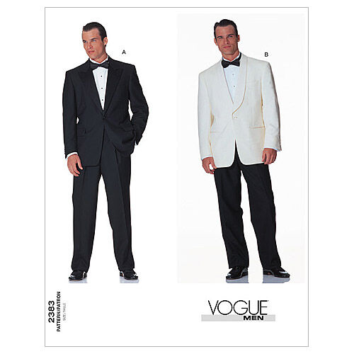Men's Vintage Reproduction Sewing Patterns Unique Mens Suit Sewing Patterns