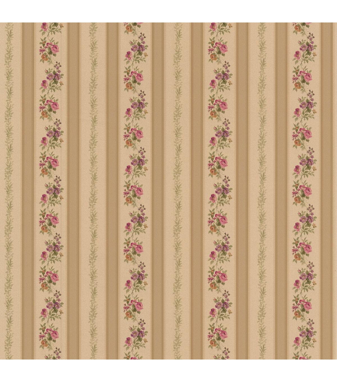 Victorian Sewing Patterns- Dress, Blouse, Hat, Coat, Mens Princess Gold Floral Stripe Wallpaper Sample $7.00 AT vintagedancer.com