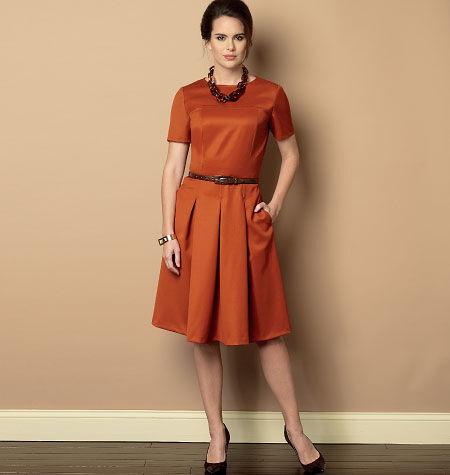 1960s – 70s Sewing Patterns- Dresses, Tops, Pants, Mens Butterick Mccall Pattern B6089 14 - 16 - 18 - 2 - Butterick Pattern - Sewing Supplies - Patterns at JOANN $18.95 AT vintagedancer.com