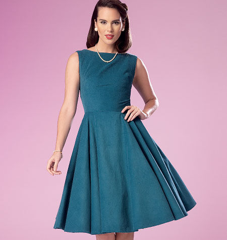 1960s – 70s Sewing Patterns- Dresses, Tops, Pants, Men's Butterick Misses Dress - B6094 $13.96 AT vintagedancer.com