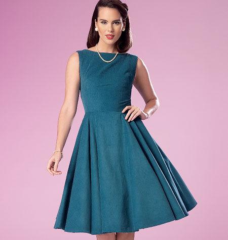 1960s – 70s Sewing Patterns- Dresses, Tops, Pants Butterick Misses Dress - B6094 $19.95 AT vintagedancer.com