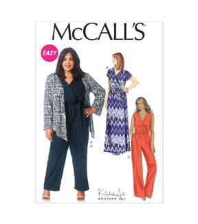 1960s – 70s Sewing Patterns- Dresses, Tops, Pants, Mens McCalls Womens Casual - M7135 $19.95 AT vintagedancer.com