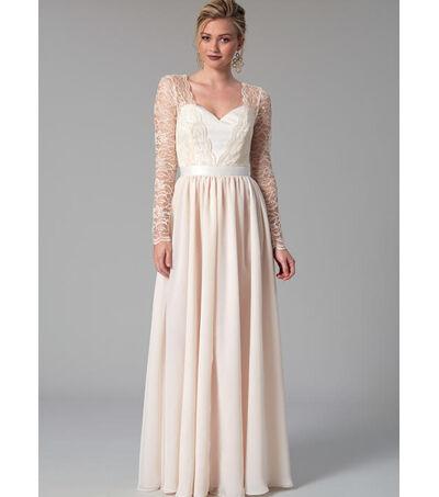 1940s Sewing Patterns – Dresses, Overalls, Lingerie etc McCalls Pattern M7507 Misses Mix -  - Match Sweetheart Dresses - Size 6 - 14 $11.97 AT vintagedancer.com