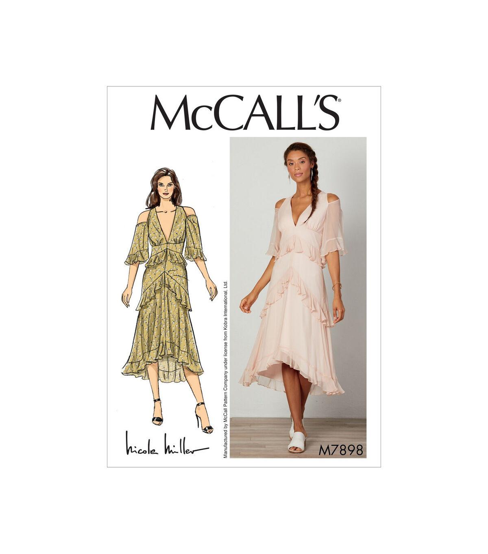 How to do Vintage Style Makeup : 1920s, 1930s, 1940s, 1950s McCalls Pattern M7898 Misses Dress - Size 14 - 16 - 18 - 20 - 22 $15.36 AT vintagedancer.com