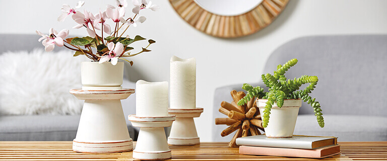 Bring the Spring season indoors with beautiful Spring decor. Get Inspired and Shop Now.
