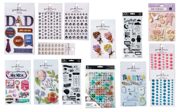 Buy 2 get 1 Free Papercrafting Embellishments & Stickers*. Shop Now.