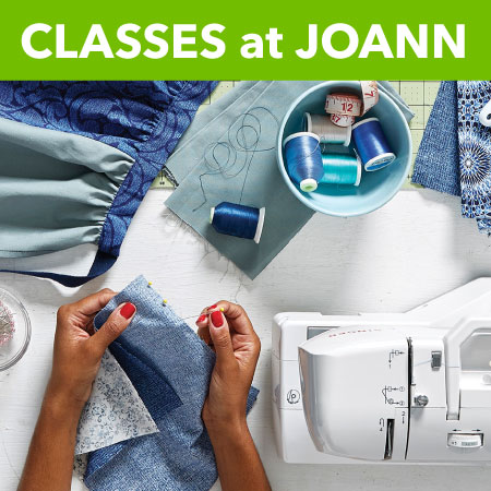 Classes Find Joann Craft Classes Joann