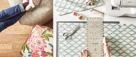 Home Decor Fabric. Get Inspired and Shop Now.