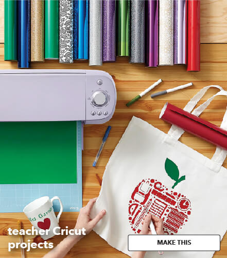 How To Make Teacher Cricut Projects. Make This.