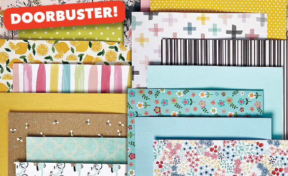 Image of Doobuster Entire Stock Paper.