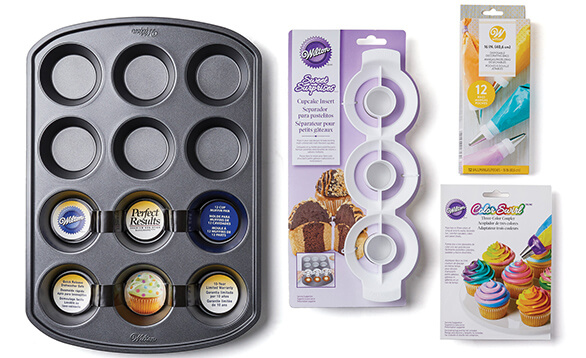 BOGO 50% off Wilton Bakeware and Foodcraft Supplies