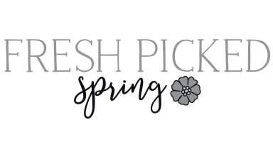 Brands, Fresh Picked Spring.