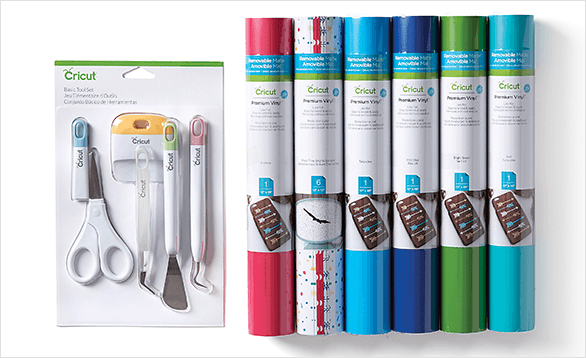 25% Off ENTIRE STOCK Cricut® Rolls & Accessories. Shop Now.