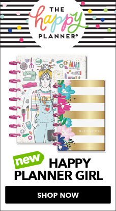 Shop New Happy Planner Girl planners and journals at JOANN