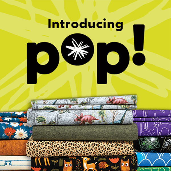 image of Kids POP! Juvenile Fabric