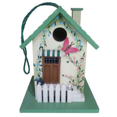 Birdhouses & Feeders