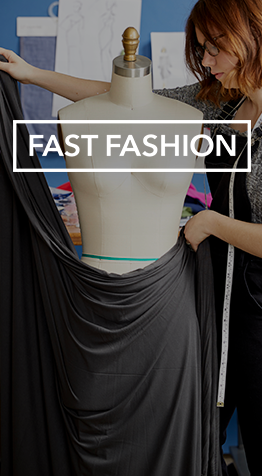 Fast Fashion | Get in now! Trend-forward fabrics for today's hottest looks. Limited quantities! Limited Time! Available online only. Shop Now.