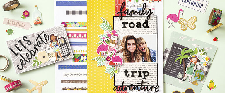 Get the latest products, trends & inspiration fro your favorite paper crafting designers, only at JOANN