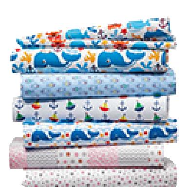 Shop Category, Nursery Fabric
