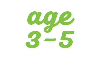 Shop by age, 3-5