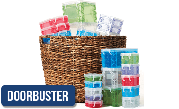 50% Off Organizing Essentials™ Baskets, Plastic & Papercrafting Storage. Shop Now.