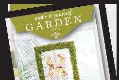 Garden Projects Lookbook