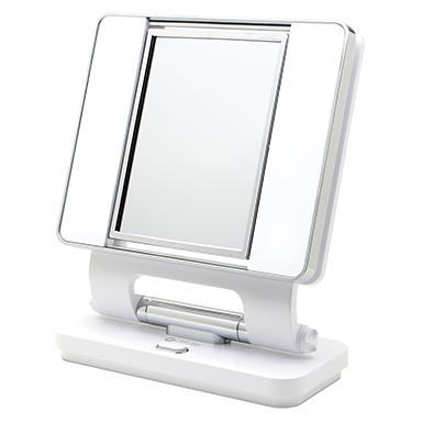 OttLite 26W Dual Sided Makeup Mirror