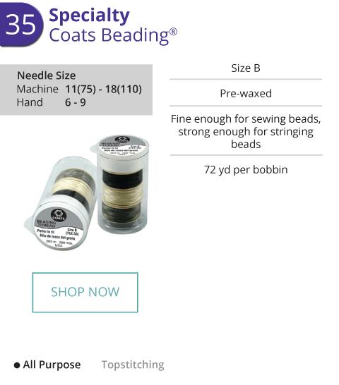 Specialty - Beading