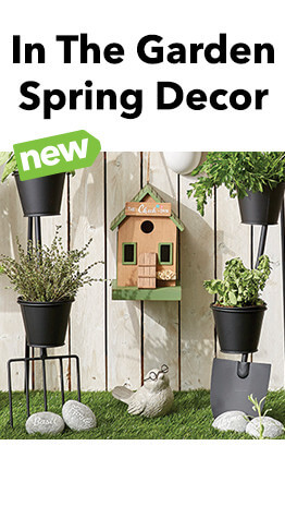 Bring the beauty of the Spring season indoors with In The Garden Spring decor, only at JOANN
