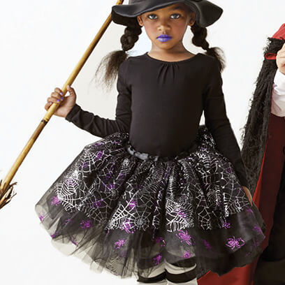 image of witch tutu
