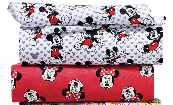 40% off ENTIRE STOCK Licensed Character Fabric & No Sew Throw Kits. Shop Now.