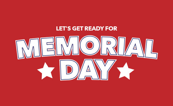 Memorial Day, save on patriotic decor, fabric & more! Shop All Deals!