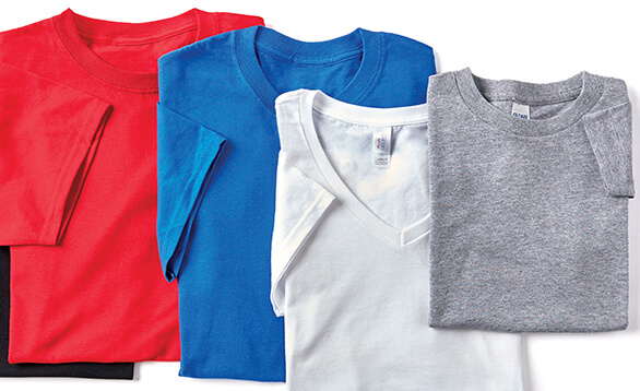 3 for $9 Gildan Adult, Youth and Toddler Short-Sleeve Cotton T-Shirts
