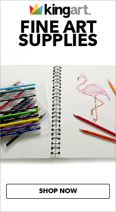 New King Art Painting & drawing supplies are now available at JOANN