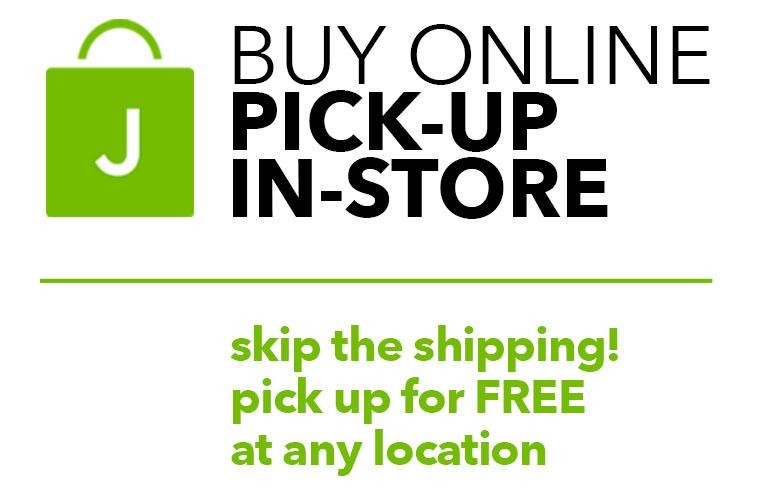 Buy Online Pick-up In-Store | JOANN