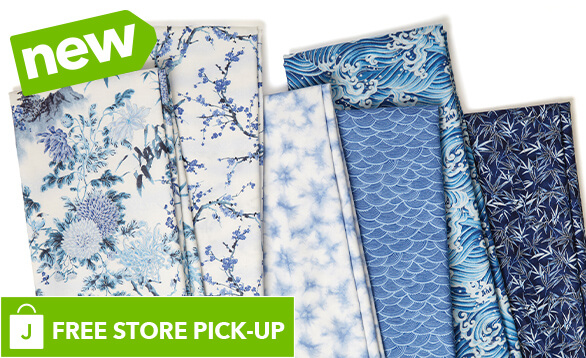 NEW! 30% off Premium Cotton Prints. BUY ONLINE PICK-UP IN-STORE.