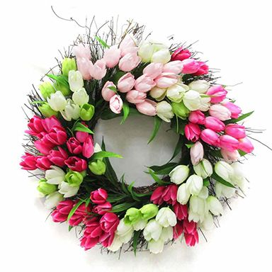 Fresh Picked Spring™ Wreaths
