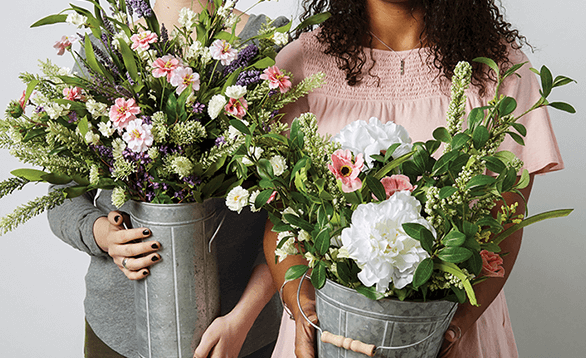 50% Off Fresh Picked Spring™ Floral, Containers & Ribbon. Shop Now.