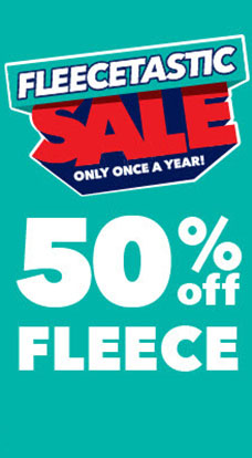 Fleecetastic Sale | 50% off Fleece