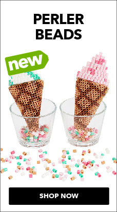 New kids Perler Beads have arrived in time for your next kids craft, at JOANN