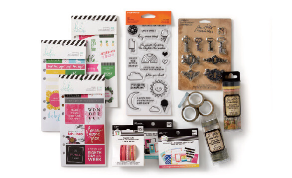 30% off Designer Paper Crafting Collections