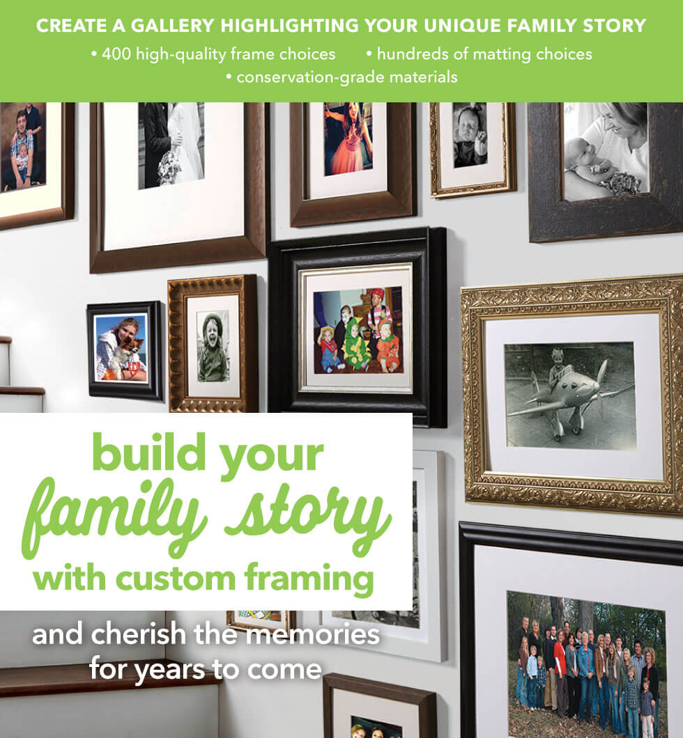 Cheap custom picture frames online galleryimage custom framing create picture frames joann jeuxipadfo Image collections