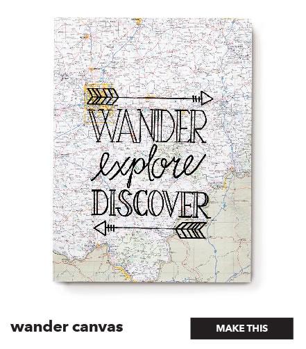 Make a wander canvas. Make This.
