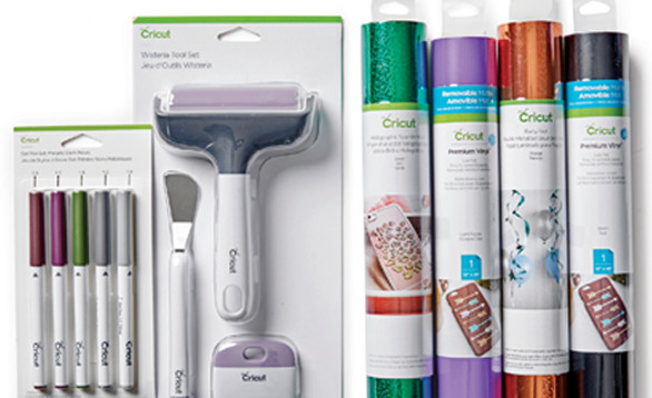 B2G1 FREE ENTIRE STOCK Cricut Accessories. Shop Now.
